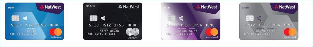 Apply for NatWest Credit Cards